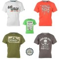 Tee-shirts imprimés Airwalk Junior