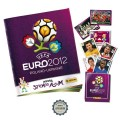Album Panini Euro 2012 + set complet d'images à coller