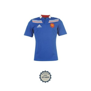 Equipe de France de Rugby Maillot Adidas saison 2012-2013