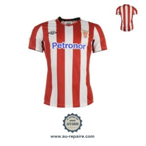 Maillot Domicile Athletic Club gilet