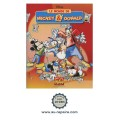 "Album Panini ""Le Monde de Mickey et Donald"" + set complet d'images à coller"