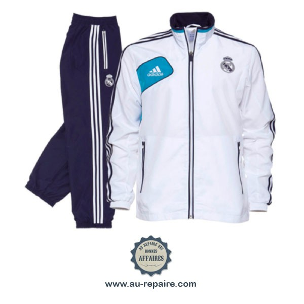 2aed9052be91b ... Survêtement Adidas Junior Real Madrid saison 2012-2013