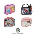 Sacs de goûter Disney Princesse, Hello Kitty, Spiderman, Superman