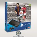 Console Playstation 3 Ultra slim + Fifa 13 PS3