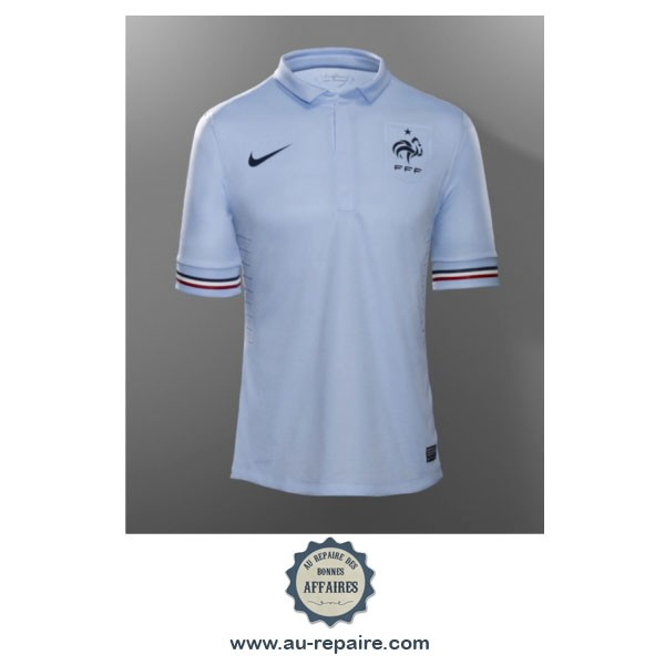 Maillot nike junior quipe de france mod le away saison for Maillot equipe de france exterieur 2013