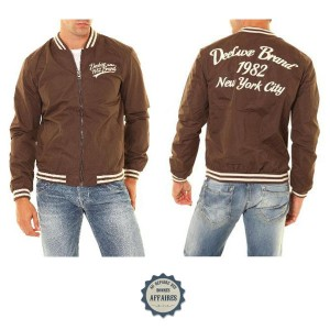 "Blouson DeeLuXe Alpha style ""Athletic College"""