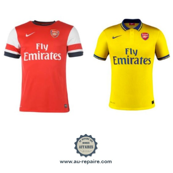 Arsenal maillot nike junior premier league saison 2013 for Arsenal maillot exterieur 2013