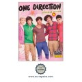Album Panini One Direction + set complet d'images à coller