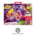 Jeu Hasbro FurReal Friends Dizzy Dancers + Piste Disco Lumineuse
