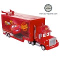 Mack Super Camion Cars + voiture miniature Flash Mc Queen