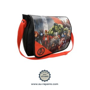 Sac Marvel Avengers (Captain America, Hulk, Iron Man, Thor)
