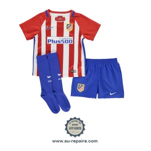Mini-kit Atletico Madrid Maillot Nike Liga saison 2016-2017