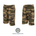 Short Boxe Everlast Sports Fashion Camo