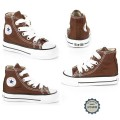 Converse Chuck Taylor All Star Baby coloris chocolat