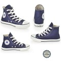 Converse Chuck Taylor All Star coloris bleu marine