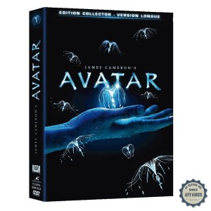Avatar, version longue Coffret Collector 3 DVD