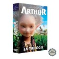 Arthur : La Trilogie de Luc Besson Coffret 3 DVD