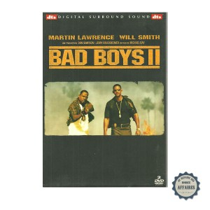 Bad Boys II (avec Will Smith) Edition Collector 2 DVD