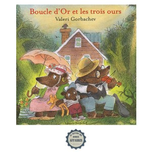 Boucle d&#039;Or et les trois ours - Valeri Gorbachev - Editions Nord Sud