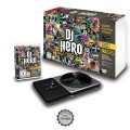Pack DJ Hero : jeu PS3 + platine - Sony Playstation 3