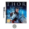 Thor : Dieu du Tonnerre - Nintendo DS